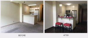 Apartment Remodeling Twin Cities