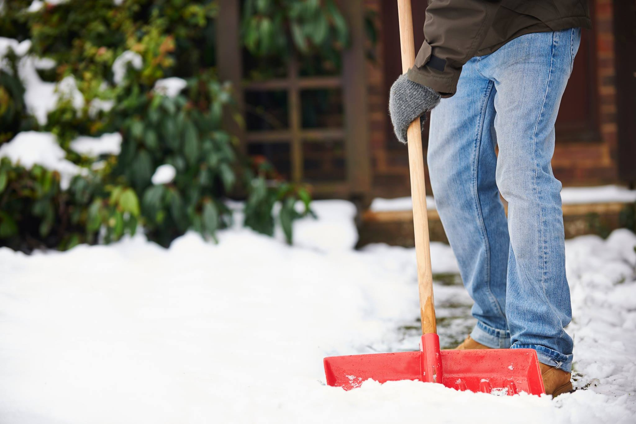 Winter Commercial Property Maintenance Apple Valley