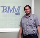BMM Team Member Alex Overas