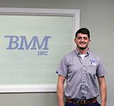 BMM Team Member Bladi M.