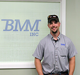 BMM Team Member Eugene Pawlitschek