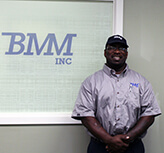 BMM Team Member Theo Green