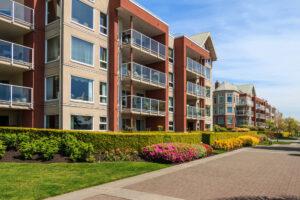 multi housing renovations roseville